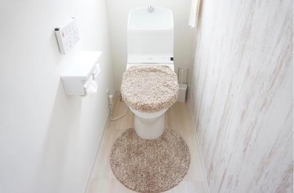 ナチュラルモダンインテリア トイレ2