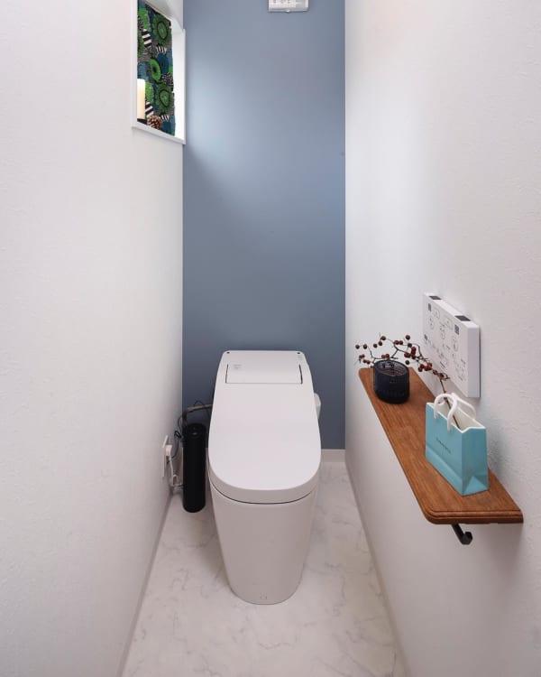 ナチュラルモダンインテリア トイレ3