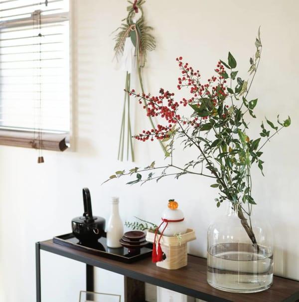 お正月飾り&テーブルコーデのアイディア