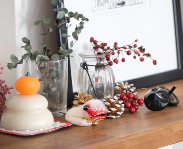 お正月飾り&テーブルコーデのアイディア4