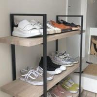 靴で溢れかえった玄関とはおさらば!すっきりさせる【靴収納】アイデア