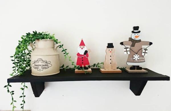 キャンドゥで作れるクリスマスインテリア