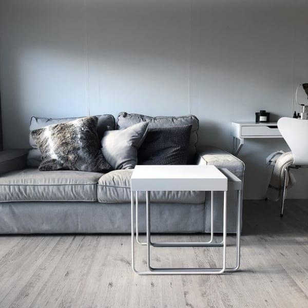 IKEAのソファ4