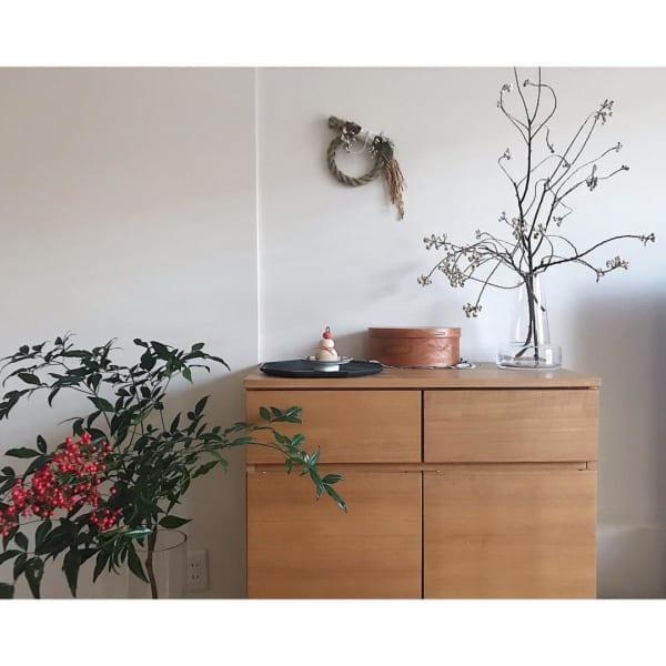 お正月飾り&テーブルコーデのアイディア3