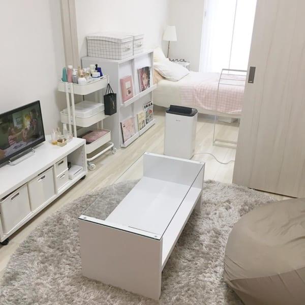 7畳 部屋 レイアウト 便利家具4