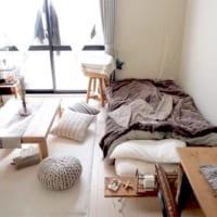 5畳の狭い部屋が窮屈?一人暮らし必見のレイアウト術で広々空間を作ろう♪