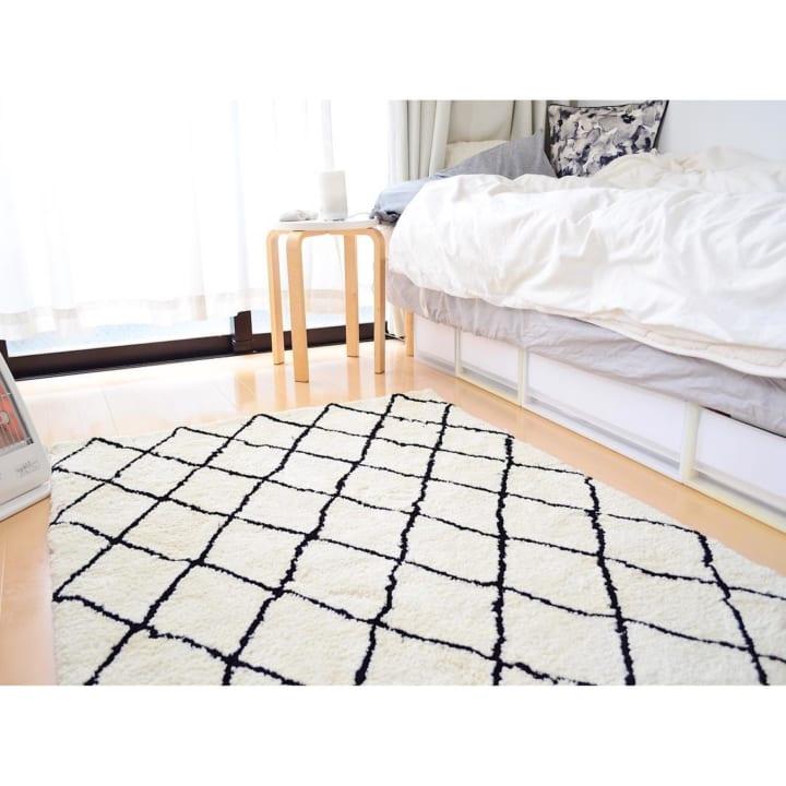 ベッド下有効利用!5畳レイアウトおすすめ収納