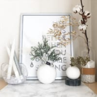 【ダイソーetc.】アイテムを使ったクリスマスオブジェ!簡単に作って素敵に飾ろう