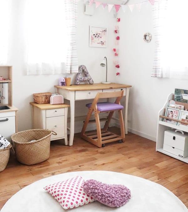 6畳 子供部屋レイアウト 一人部屋5