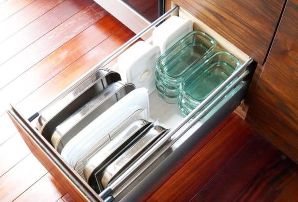 収納実例⑥調理器具の収納