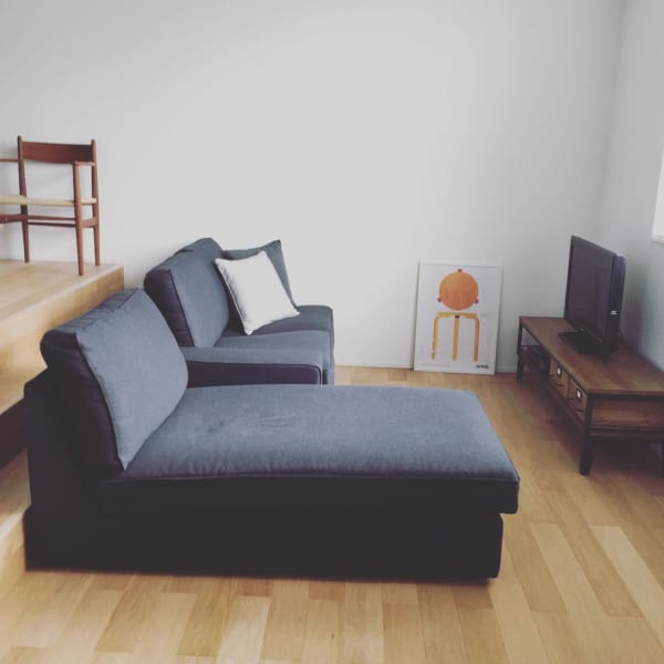 IKEAのソファ6