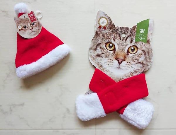 キャンドゥで作れるクリスマスインテリア6
