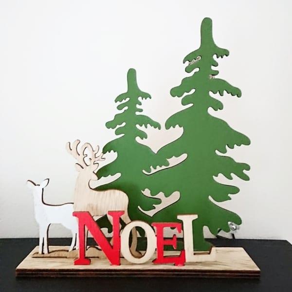 クリスマスオブジェ7