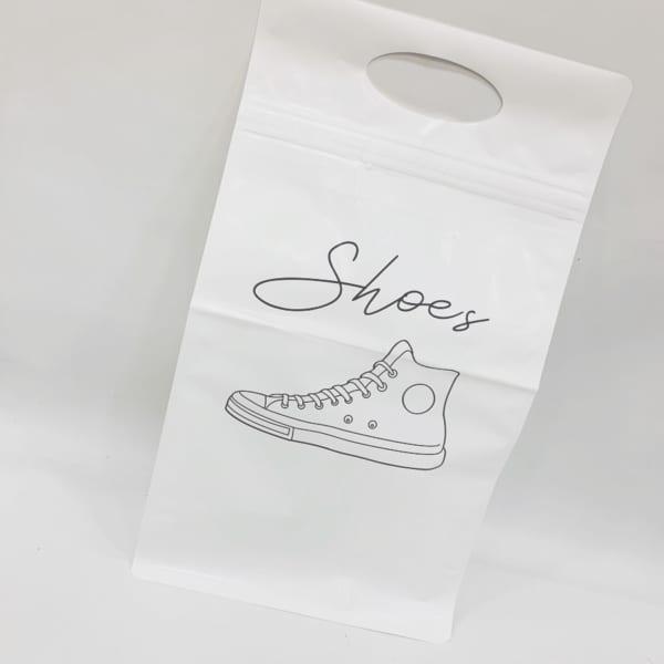 靴の持ち歩きに便利なバッグ