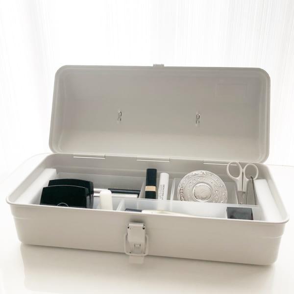 工具箱4:使いやすいコスメツールボックスに