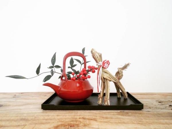 お正月飾り&テーブルコーデのアイディア7