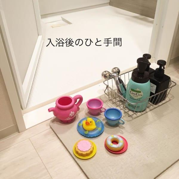 おもちゃの乾燥2