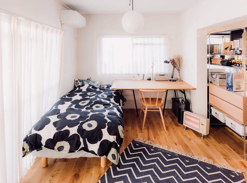 4畳の部屋はレイアウトが命 ホッと落ち着くインテリア作りのコツをご紹介 Folk