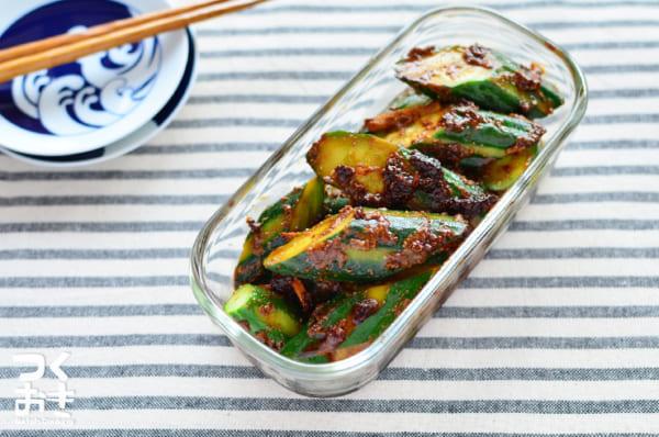 きゅうり 作り置き 簡単 料理 副菜6