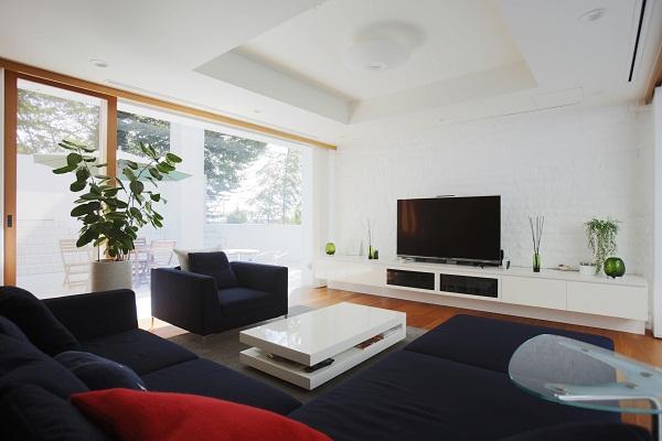 個室の使い方やアレンジは自由自在。広さがあるから暮らし方のアイデアが広がる。