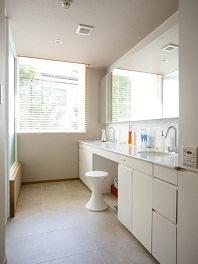 個室の使い方やアレンジは自由自在。広さがあるから暮らし方のアイデアが広がる。5