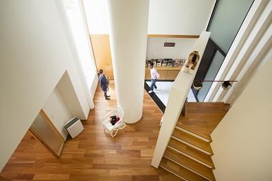 個室の使い方やアレンジは自由自在。広さがあるから暮らし方のアイデアが広がる。6
