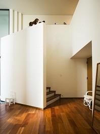 個室の使い方やアレンジは自由自在。広さがあるから暮らし方のアイデアが広がる。7