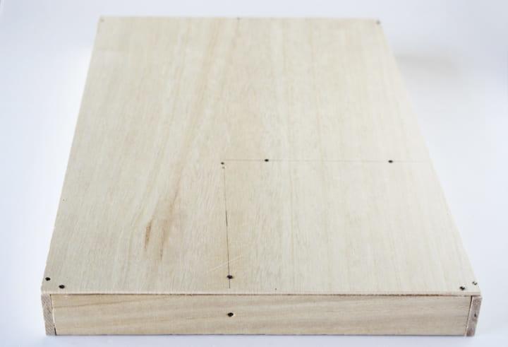 簡単プチプラDIY!ボックス・ラックの作り方3