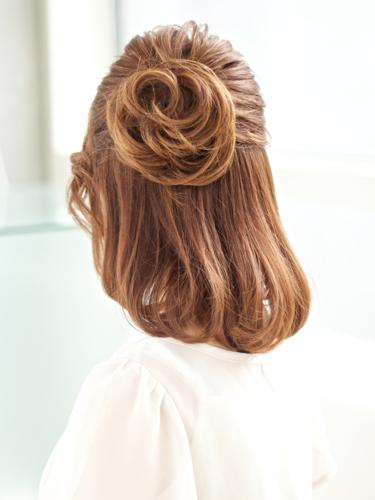 入園式におすすめのママの髪型《ボブ》5