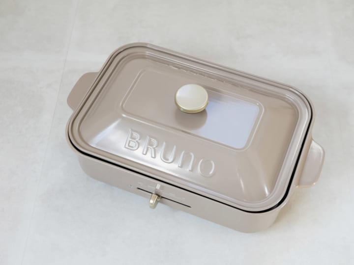 BRUNOコンパクトホットプレート10