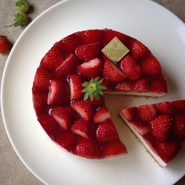 春が旬☆果物でおすすめのレシピ《苺》2