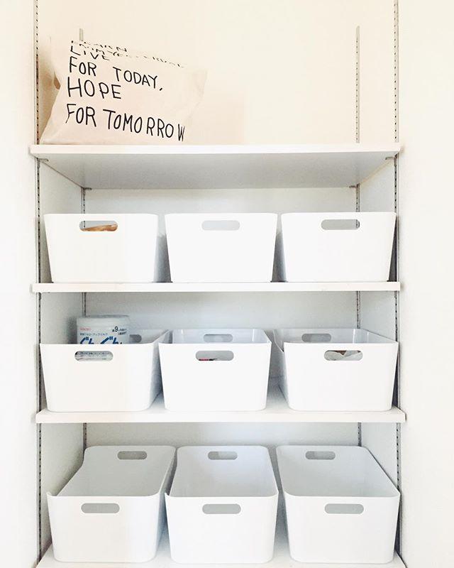 食品ストックや小物収納に便利