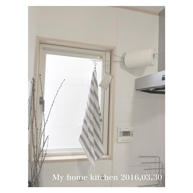 キッチンペーパーの収納アイデア16