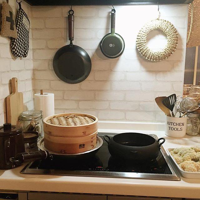 キッチンツールの収納17