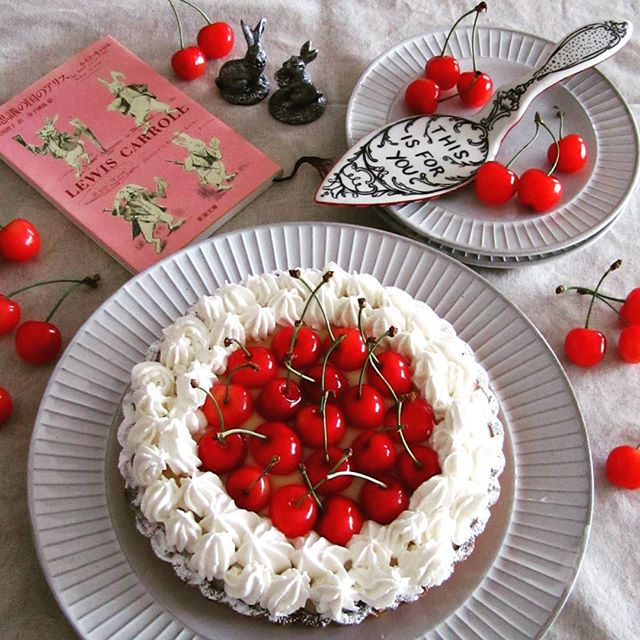 春が旬☆果物でおすすめのレシピ《さくらんぼ》3