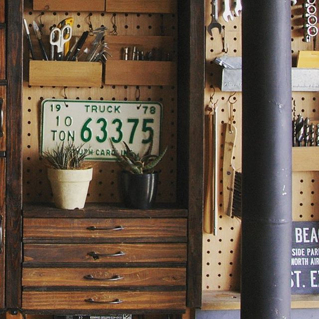 郵便物の収納アイデア3