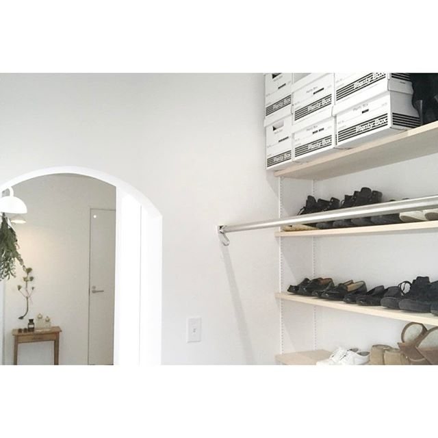 プレンティボックスの活用術《靴収納》4