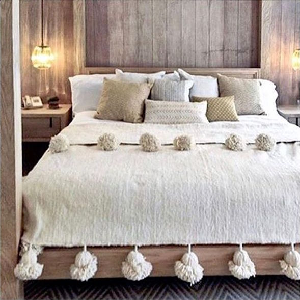 アジアンテイストの部屋作り《寝室インテリア》3