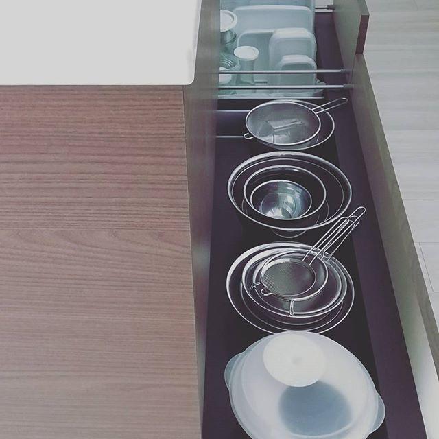 キッチンツールの収納12