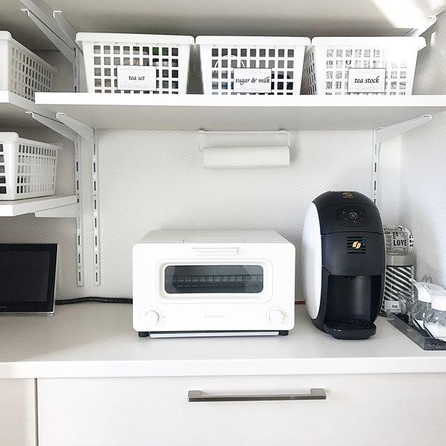 キッチンペーパーの収納アイデア9