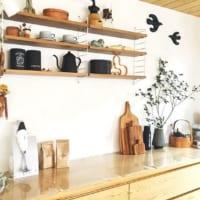キッチン収納は壁面を上手に活用♪賃貸でもOKのおすすめアイデアをご紹介!