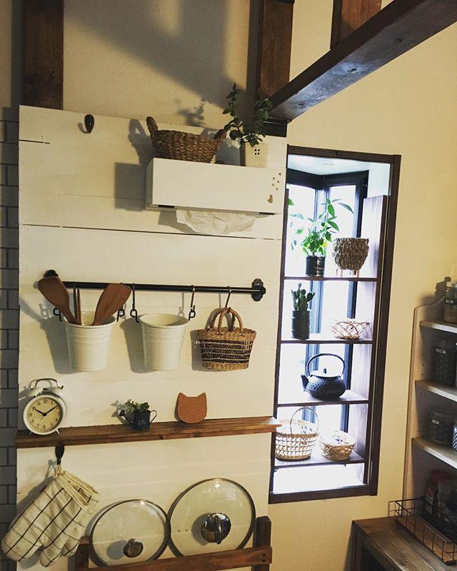 キッチンペーパーの収納アイデア7