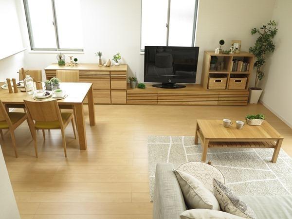 リビングに置きたいユニット家具