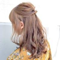 卒園式の髪型はハーフアップで華やかに。不器用なママでも簡単にできるアレンジ特集
