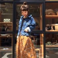 【2020春】デニムジャケットの最新コーデ集♡今年っぽく着こなすコツをご紹介