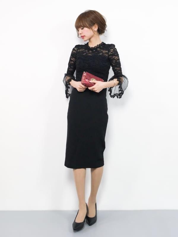 [My shawty] emma lace dress