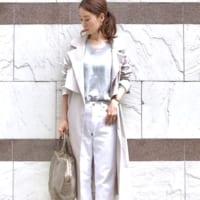 【2020春】白パンツコーデを完全攻略!最新のおしゃれな着こなしを大公開
