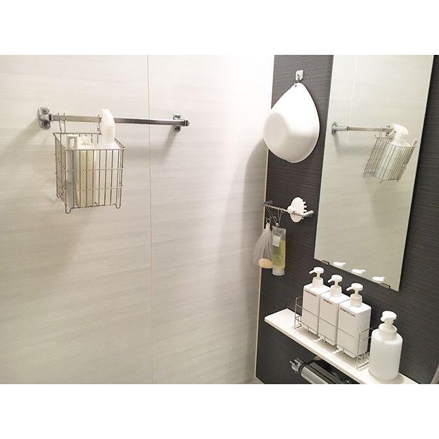 浴室収納8
