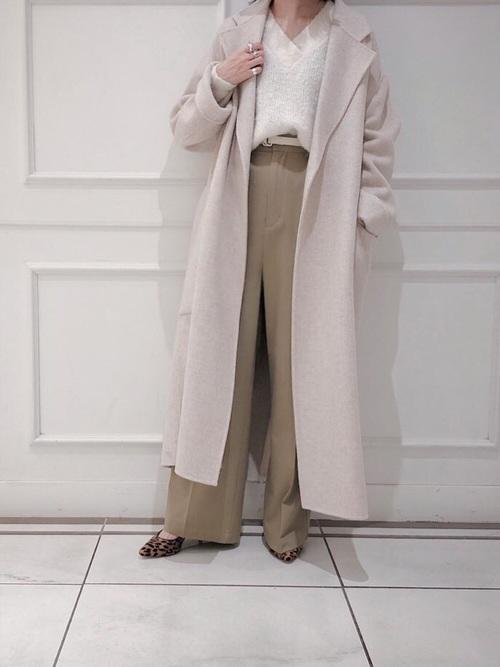 [DouDou] 起毛センプレパンツ