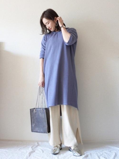 【大阪】4月に最適な服装:ワンピースコーデ